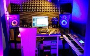 Studio nagrań Łódź